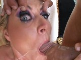 Open your holes, open your mouth and swallow all!